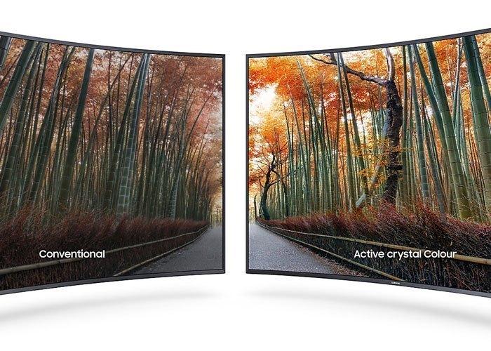 Tivi Samsung LED UHD UA55MU6500KXXV 55 inches với màu sắc ấn tượng