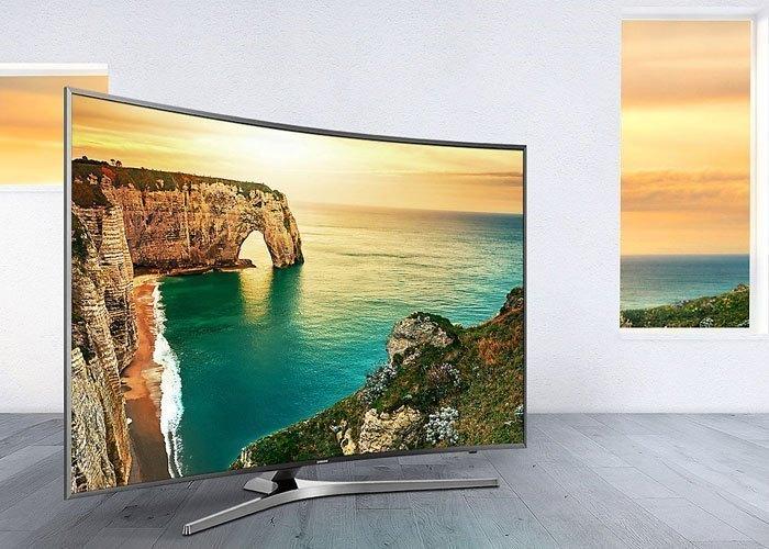 Tivi LED Samsung UHD UA55MU6500KXXV 55 inches trả góp không lãi suất