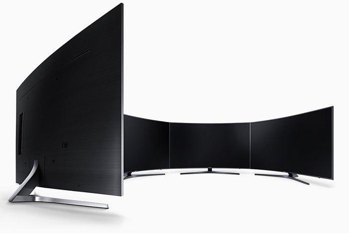 Tivi LED Samsung UA55MU6500KXXV 55 inches có kho ứng dụng phong phú
