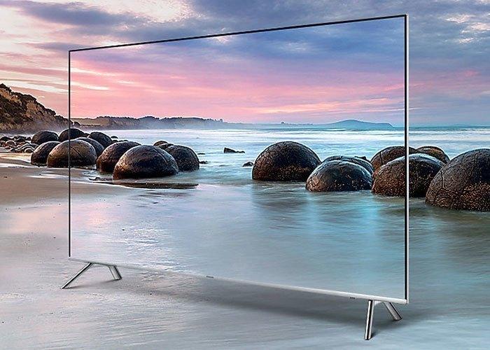 Tivi Premium Samsung UHD UA55MU7000KXXV 55 inches trả góp không lãi suất