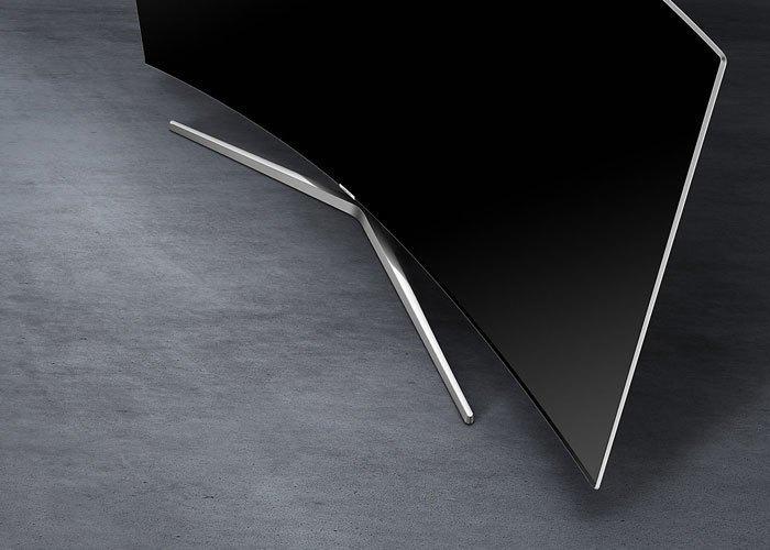 Tivi LED Samsung UHD UA65MU9000KXXV màn hình cong 65 inches phân giải UHD