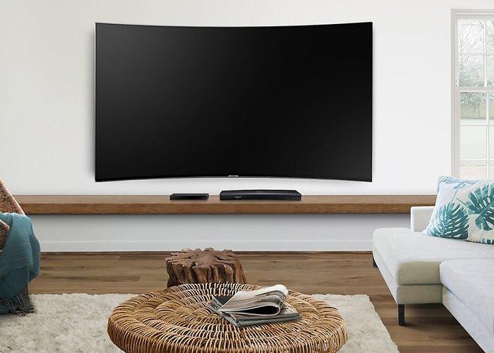 Tivi LED Samsung UHD UA65MU9000KXXV tạo ra phong cách sống mới