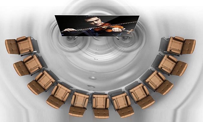 Tivi LED Sharp 80 inch LC-80XU930X mang cả rạp hát về đến ngôi nhà của bạn