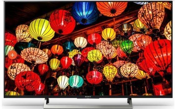 Tivi 4K Sony 43 inch KD-43X8000E VN3 thiết kế đẹp, chất lượng cao