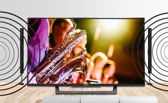 Tivi 4K Sony 43 inch KD-43X8000E VN3 nhiều tính năng vượt trội