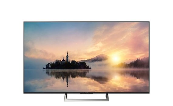 Smart tivi 4K 55 inch Sony KD557000E thiết kế siêu mỏng ấn tượng