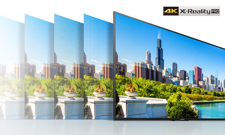 Hình ảnh chất lượng hình ảnh 4K chi tiết, chân thật với cuộc sống