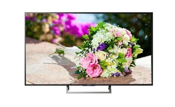 Smart tivi 4K 55 inch Sony KD-55X8500E thiết kế siêu mỏng ấn tượng