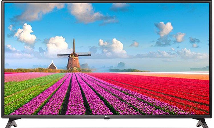 Smart tivi LG 43LJ614T.ATV 43 Inch màn hình phẳng tinh tế, sang trọng