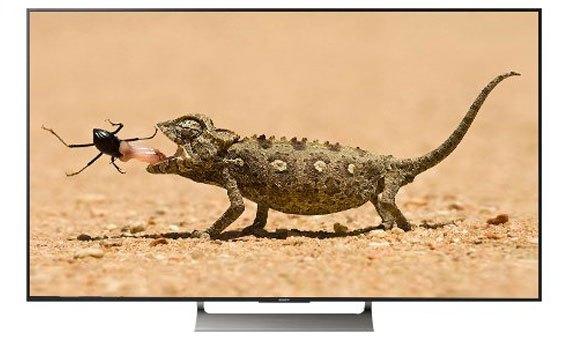 Tivi 4K Sony 55 inch KD55X9000E/SVN3 màn hình full HD siêu mỏng gọn, giá tốt tại nguyenkim.com