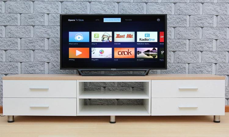 Tivi LCD Sony KDL-48W650D phiên bản smartphone