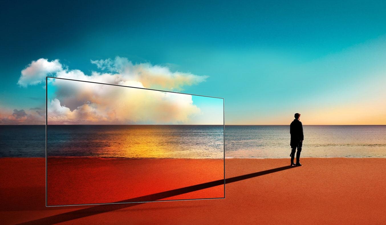 Tivi Sony Bravia OLED 65A1 hình ảnh và âm thanh chất lượng cao