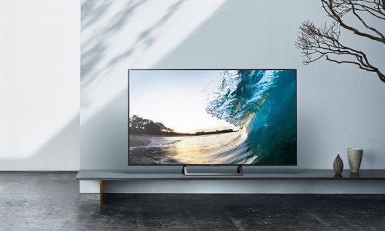 Thiết kế thanh mảnh, tinh tế, đầy ấn tượng của Tivi 4K Sony 75 inch KD-75X8500E VN3