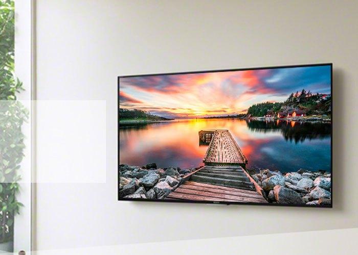 Tivi Sony 43 inches KDL-43W750E VN3 trang bị màn hình 43 inches