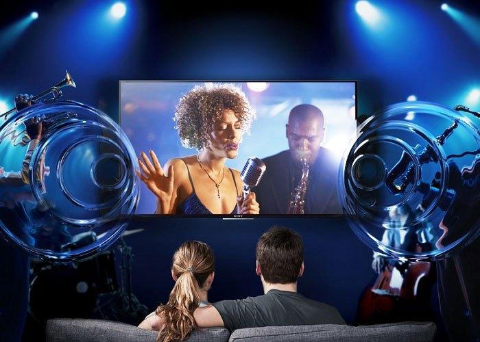 Tivi Sony 43 inches KDL-43W750E VN3 cho âm thanh sống động