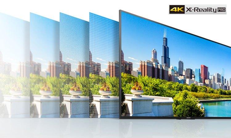 Tivi Sony 49 inch KD-49X9000E VN3 chất lượng hình ảnh đẹp hoàn mỹ