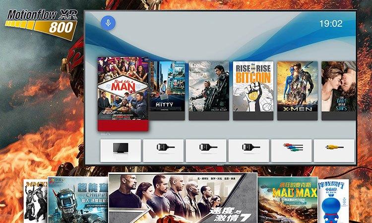 Tivi Sony KD-55X9300E 55 inch tìm kiếm bằng giọng nói thông minh