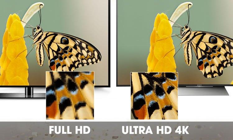 Tivi 4K Sony 75 inch KD-75X90000E VN3 hình ảnh sắc nét đến từng chi tiết