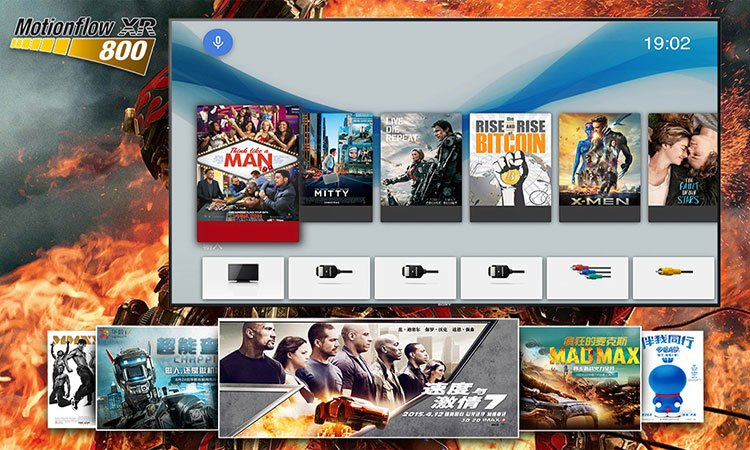 Tivi 4K Sony 75 inch KD-75X9000E VN3 tìm kiếm bằng giọng nói thông minh