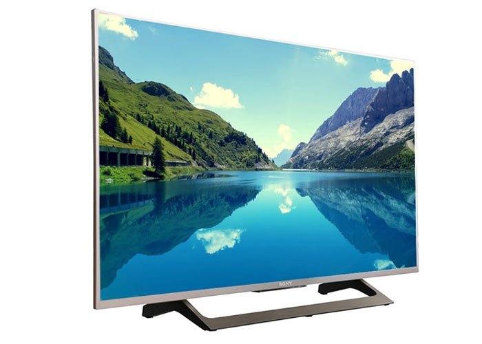 Tivi Sony 49 inches 4K KD-49X8000E VN3 có thiết kế mỏng, sang trọng