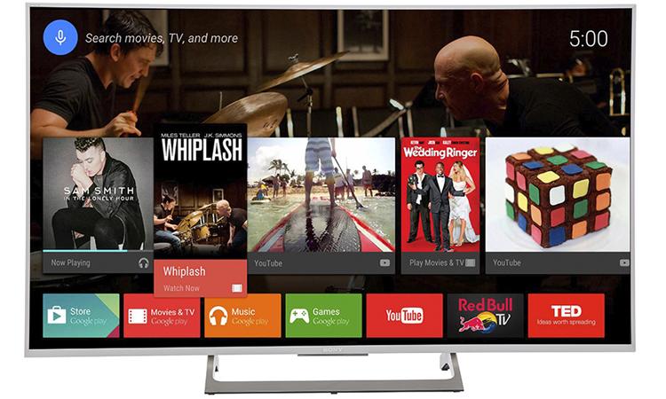 Tivi Sony55 inches KD-55X8000E/SVN3 có thiết kế ấn tượng