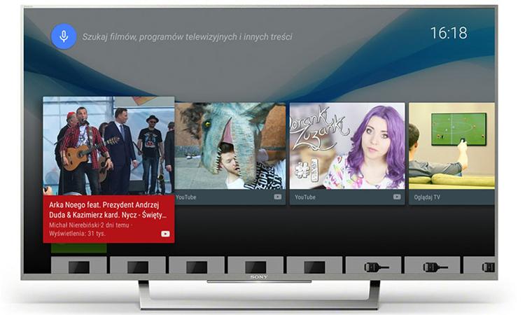 Tivi Sony55 inches KD-55X8000E/SVN3 độ phân giải 4K