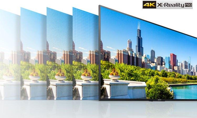 Tivi Sony 4K5 5 inch KD-55X9000E VN3 chất lượng hình ảnh đẹp hoàn mỹ