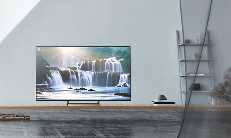 Tivi Sony 55 inches 4K KD-55X9000E VN3 VN3 trang bị màn hình 55 inches