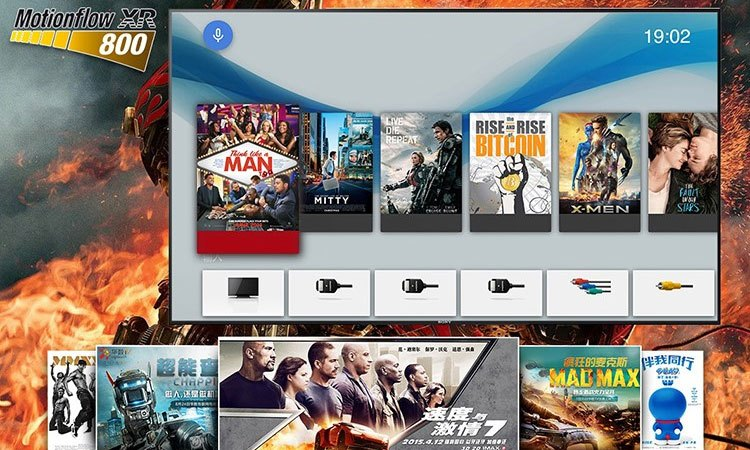 Tivi 4K Sony 65 inch KD-65X9000E VN3 tìm kiếm bằng giọng nói thông minh