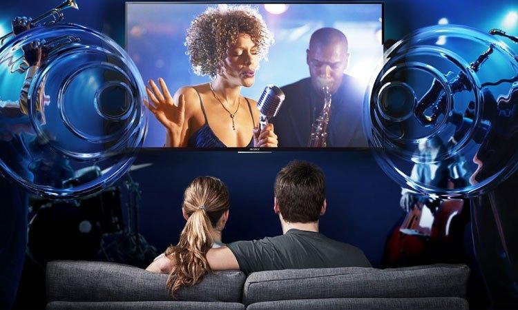 Tivi Sony 75 inch KD-75X9400E VN3 âm thanh sống động đầy ấn tượng