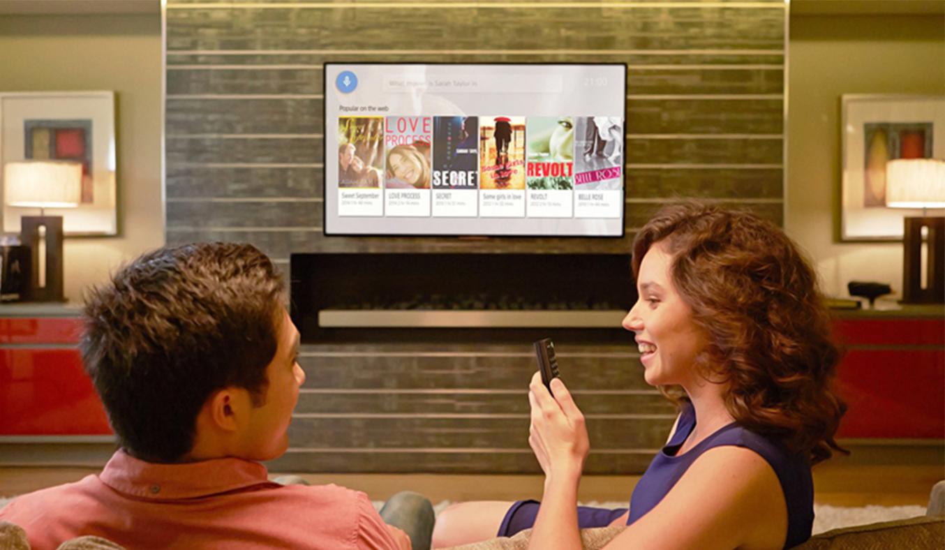 Tivi Sony KD43X8000E/SVN3 màn hình phẳng mỏng 43 inch