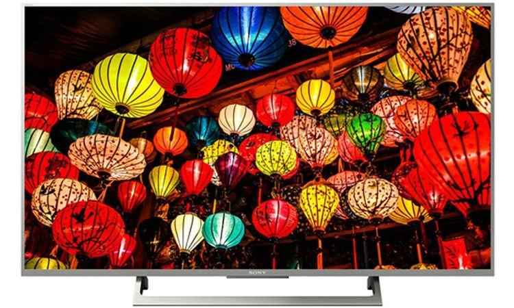 Tivi Sony KD43X8000E/SVN3 màu sắc sống động thật ấn tượng