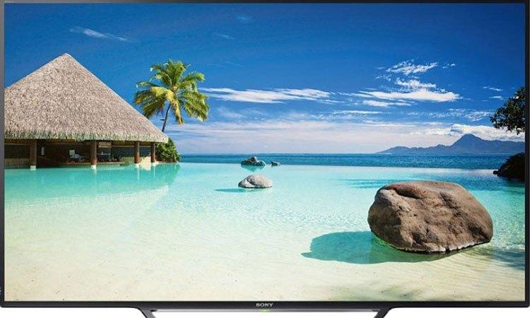 Tivi Internet Sony 32 inch KDL-32W610E VN3 thiết kế gọn gàng, sang trọng