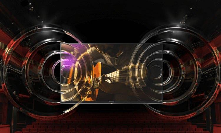 Tivi Sony 32 inch KDL-32W610E VN3 trải nghiệm âm thanh sống động ấn tượng
