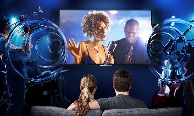 Tivi Internet Sony 40 inch KDL-40W660E VN3 trải nghiệm âm thanh sống động ấn tượng