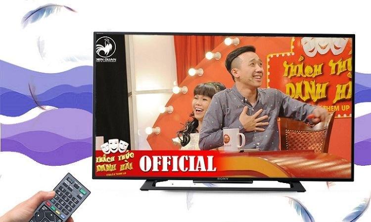 Tivi Internet Sony 40 inch KDL-40W660E VN3 kho giải trí bất tận
