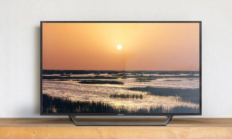 Tivi Internet Sony 49 inch KDL-49W660E VN3 màn hình phẳng siêu mỏng 40 inch