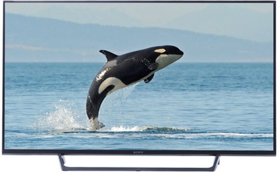 Tivi Internet Sony 490 inch KDL-49W660E VN3 màn hình full HD siêu mỏng gọn, giá tốt tại nguyenkim.com
