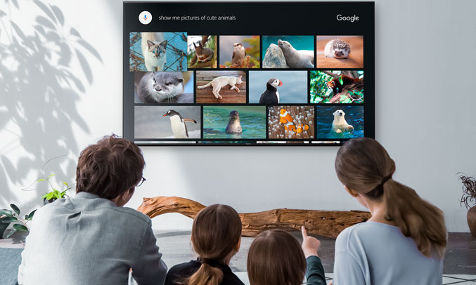 Android Tivi Sony 55 inch KDL-55X8500F/S