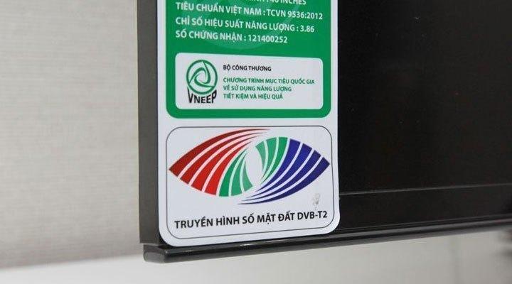 Sử dụng DVB-T2