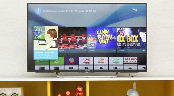Các dòng TV hỗ trợ DVB-T2