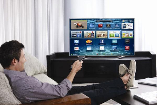 Kết nối WiFi giúp mở rộng không gian giải trí cho người dùng