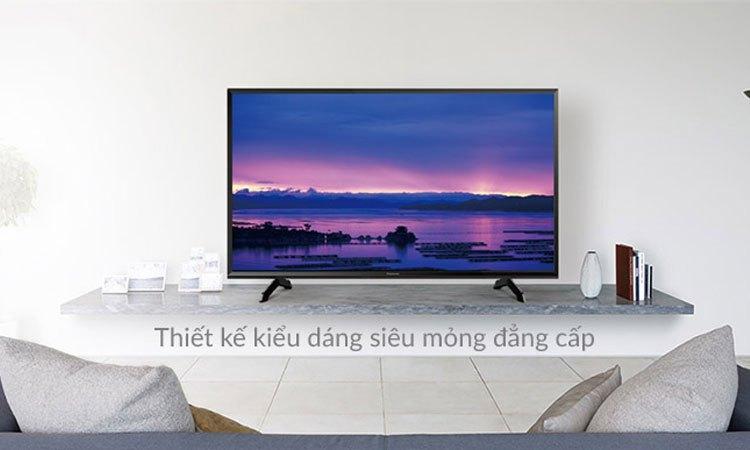 Smart tivi 40 inch Panasonic TH-40SE505V nổi bật hoàn hảo không gian sống nhà bạn