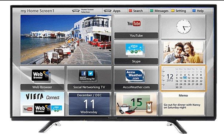 Smart tivi 40 inch Panasonic TH-40SE505V giao diện mới thông minh
