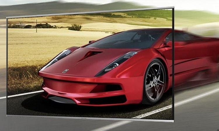 Smart tivi 4K 50inch Panasonic TH-50EX750V cho hình ảnh chuyển động nhanh nét hơn