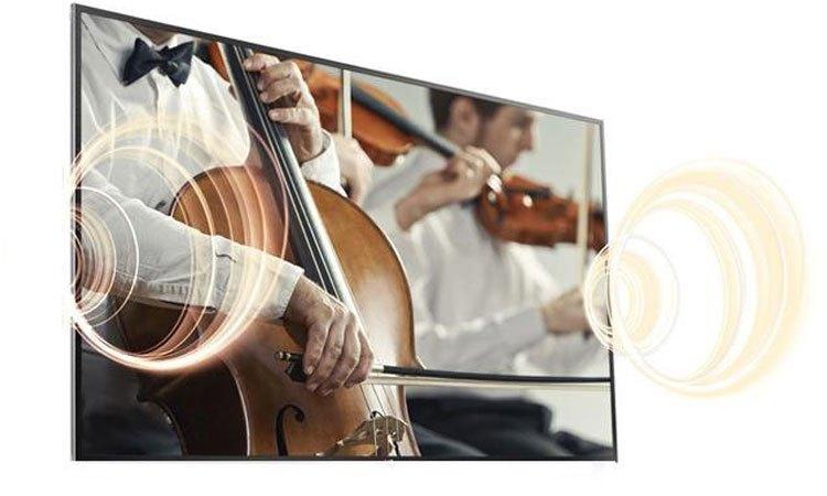 Chế độ vòm âm thanh VR-Audio trên smart tivi 4K 50inch Panasonic TH-50EX750V