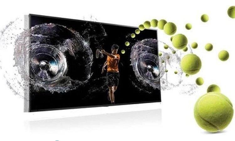 Chế độ vòm âm thanh V-Audio trên Smart tivi 55inch Panasonic TH-55ES600V
