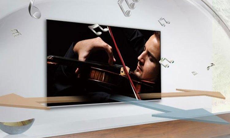 Âm thanh chân thật đến đáng ngờ smart tivi 4K 55inch Panasonic TH-55EX600V