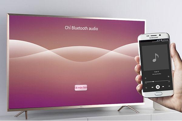 Âm thanh từ smartphone sẽ trở nên sống động hơn nếu được phát qua loa tivi