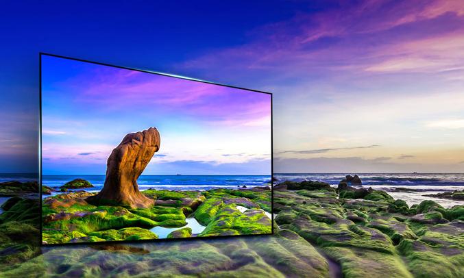 Tivi 4K LG 43 inch 43UJ632T thiết kế thanh mảnh đến ấn tượng